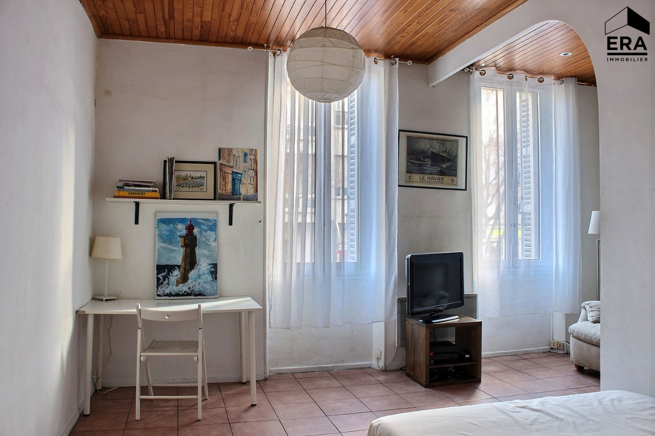A vendre en EXCLUSIVITE appartement à Marseille  13006 - Quartier VAUBAN